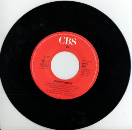 jesus-christ-vinyl-single