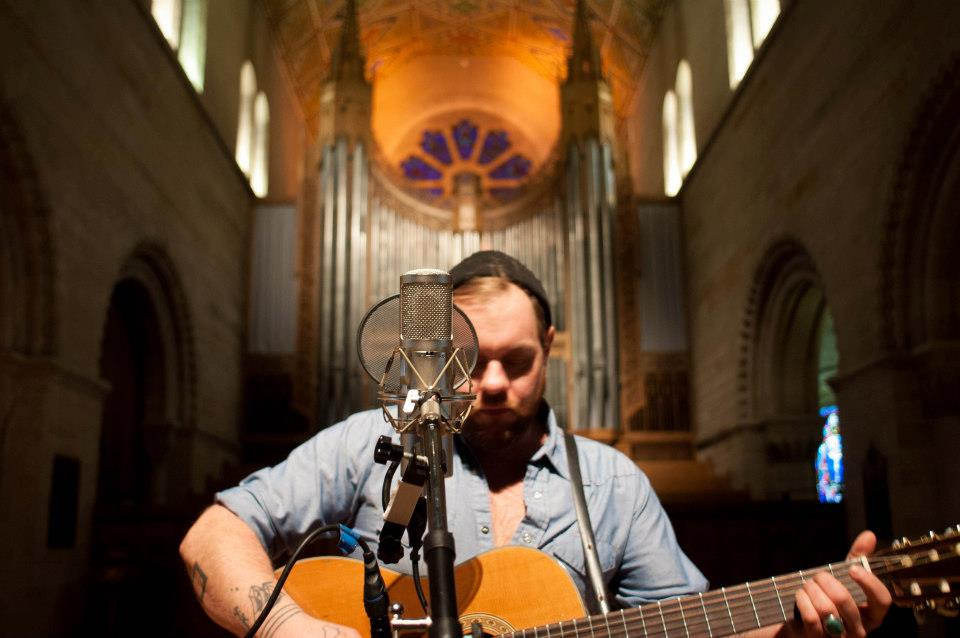 Fuel/Friends Chapel Session #24: Nathaniel Rateliff | Fuel/Friends Music Blog